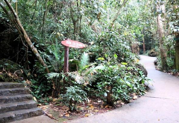 Cổng vào Đông. Photo: TongMai