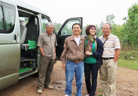 Quốc Lộ số 1. TDLộc, , Huỳnh, Nguyệt, Thái