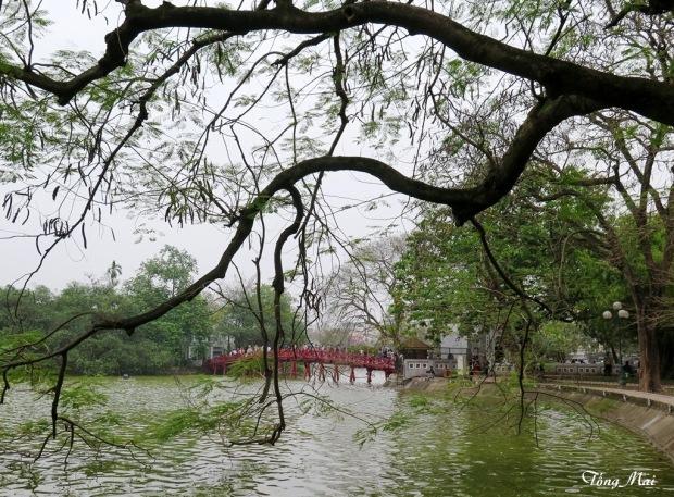Hồ Gươm. Photo: TốngMai