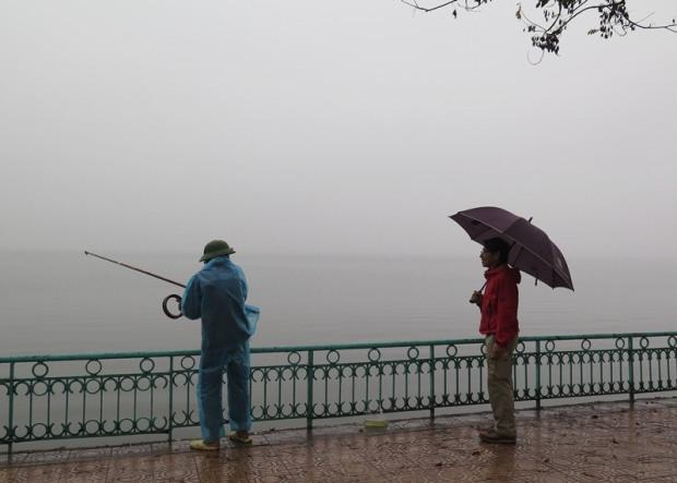 Hồ Tây. Photo: TốngMai