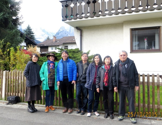 Luan 2015 - Bavaria - Rental house2