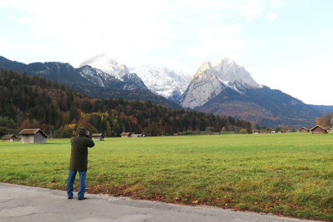 Garmisch-Partenkirchen - Barns - NDHoang. Photo: TongMai