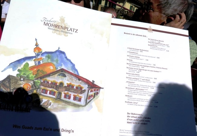 Mai 2015 - Paris, Germany, Budapest - GermanBy - Garmisch Partenkirchen - Lunch2a
