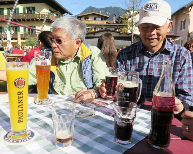 Mai 2015 - Paris, Germany, Budapest - GermanBy - Garmisch Partenkirchen - Lunch2g - TDLoc, NDHoang
