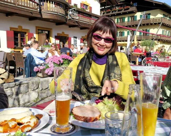 Mai 2015 - Paris, Germany, Budapest - GermanBy - Garmisch Partenkirchen - Lunch2m - Nguyet