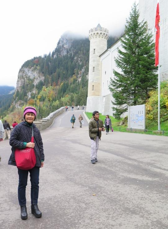 Neuschwanstein Castle - Mai