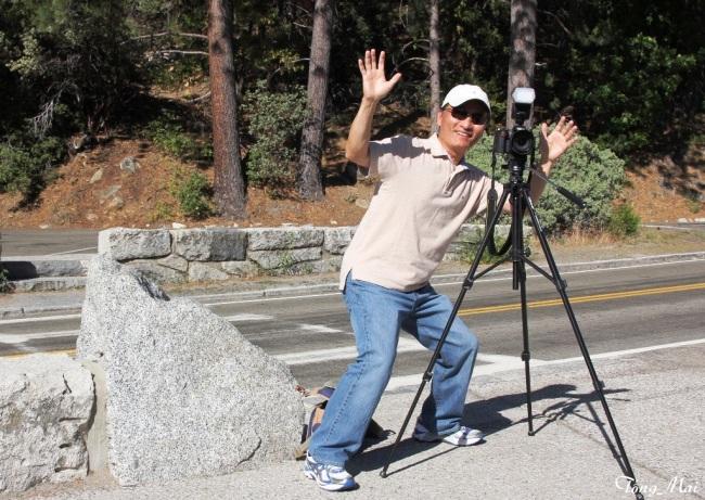 Mai 2014 - Yosemite - Half Dome - a Tung p