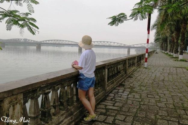 Mai Asia 2014 - Hue - Song Huong - Mai4