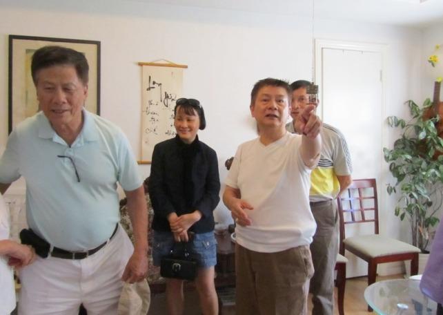 Mai 2012 - LA - Luu Phuong ke chuyen