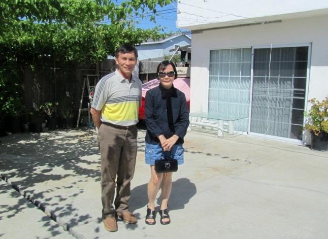 Mai 2012 - LA - Nha Thu Huong - Loc, Mai