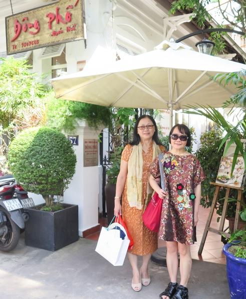 Mai 2017 - Dong Pho - Cuc, Mai